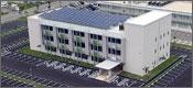 琉球国際航業株式会社データセンター(沖縄IT津梁パーク内)